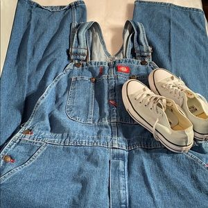 Dickies Vintage Overalls Size 38